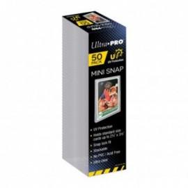protection UV Mini Snap Card Holder 50 count retail pack pokemon magic