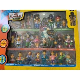 exclusive golden homer figurine Simpsons 25 Piece Collectors Set Bnib limited edition