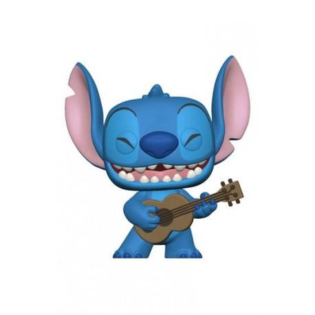 Lilo & Stitch POP! Disney Vinyl figurine Lilo w/Scrump 9 cm