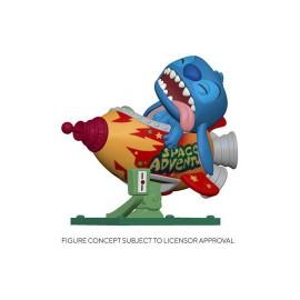 Lilo & Stitch POP! Disney Vinyl figurine Smiling Seated Stitch 9 cm