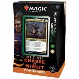Wizards of the Coast - Magic the Gathering - Coffret - Innistrad : chasse de minuit - Bundle (Français)
