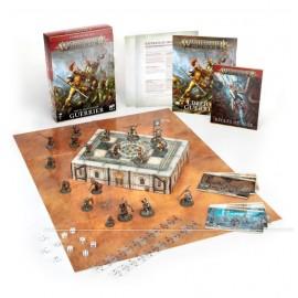 WARHAMMER AGE OF SIGMAR Set de peinture et d'outils Warhammer Age of Sigmar