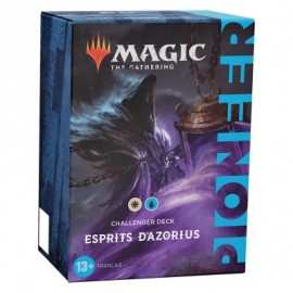 Wizards of the Coast - Magic the Gathering - Deck Challenger Pioneer 2021 - Auras d'Orzhov - Blanc / Noir