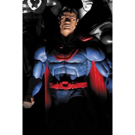 DC Comics Super Villains figurine superman 17 cm