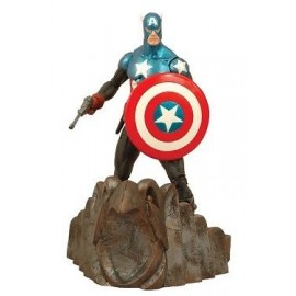 Marvel Select figurine Captain America 18 cm