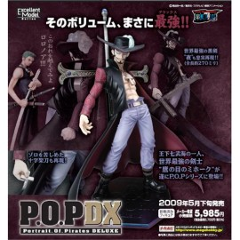 ONE PIECE P.O.P pop MEGAHOUSE Neo DX Dracule Mihawk