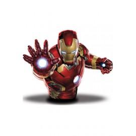 Avengers L'Ere d'Ultron buste tirelire Iron Man 20 cm