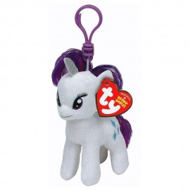 peluche / plush MON PETIT PONEY CLIP - RARITY