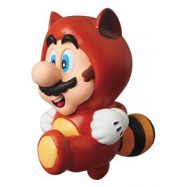 Nintendo mini figurine Medicom UDF série 1 Tanuki Mario Super Mario Bros. 3 6 cm