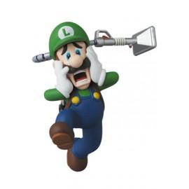 Nintendo mini figurine Medicom UDF série 2 Luigi Luigi's Mansion 2 6 cm