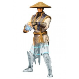 Mortal Kombat X figurine Raiden Displacer Variant Previews Exclusive 15 cm