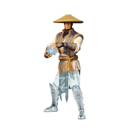 [PRECO] Mortal Kombat X figurine Raiden Displacer Variant Previews Exclusive 15 cm