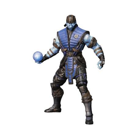 [PRECO] Mortal Kombat X figurine Sub-Zero Ice Variant Previews Exclusive 15 cm