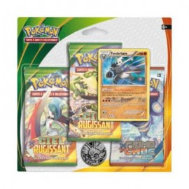 Boosters Pokémon Pack 3 Boosters - Xy Ciel Rugissant - Pandarbare