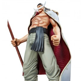 MEGAHOUSE ONE PIECE POP - PORTRAIT OF PIRATES NEO-DX WHITEBEARD EDWARD NEWGATE LIMITED BARBE BLANCHE