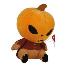 L etrange Noel de Mr Jack Mopeez peluche Pumpkin King 12 cm