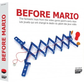 Before Mario la bible des jouets nintendo game watch ect