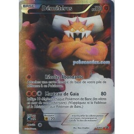 carte Pokemon DEMETEROS BW43 PROMO no display no booster