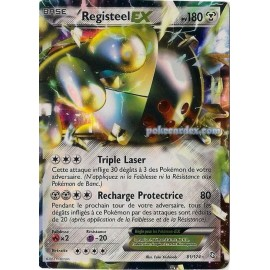 carte Pokemon registeel ex 81/124 dragons exaltes no display no booster