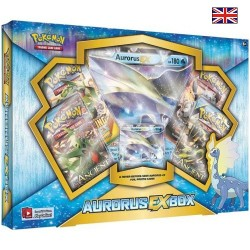 Coffret POKEMON Aurorus EX Box US