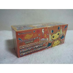 Pokemon Card Pokemon Center xy break coffret pikachu dracaufeu