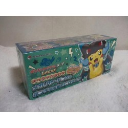 Pokemon Card Pokemon Center xy break coffret pikachu dracaufeu Y NOIR