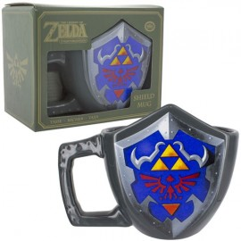 Legend of ZELDA - Mug Bouclier Link