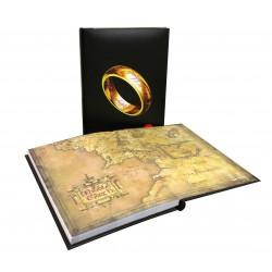 Le Seigneur des Anneaux cahier lumineux Anneau Unique