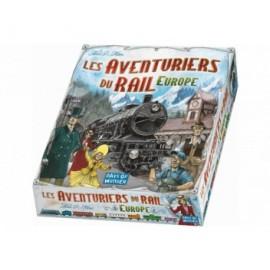JEUX DE SOCIETE Les Aventuriers du rail Europe EN FRANCAIS