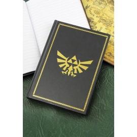 Legend of Zelda carnet de notes Premium A5 Triforce