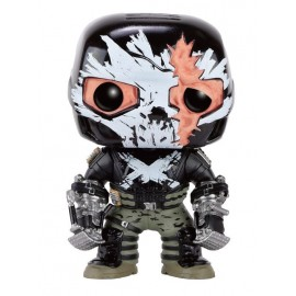 EXCLUSIVE CIVIL WAR POP! Vinyl Bobble Head CROSSBONES BATTLE DAMAGE 10 cm