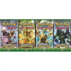 Boosters Pokemon xy10 IMPACT DES DESTINS en francais