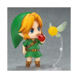 The Legend of Zelda Majora s Mask 3D figurine Nendoroid Link Majora s Mask 3D Ver.10 cm