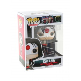 Suicide Squad POP! Heroes Vinyl Figurine Katana 9 cm