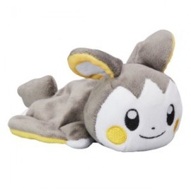 OFFICIEL POKEMON CENTER PELUCHE PLUSH NUIGURUMI EMOLGA ŒIL OUVERT