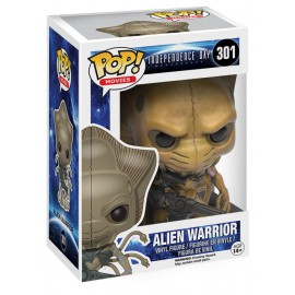 Aliens WARRIOR POP! Movies Vinyl Figurine INDEPENDENCE DAY 9 cm
