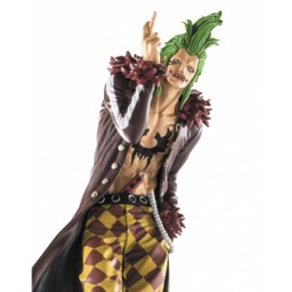 BANPRESTO One Piece Scultures Big Zoukeio 5 vol. 4 Bartolomeo PVC Statue 18cm