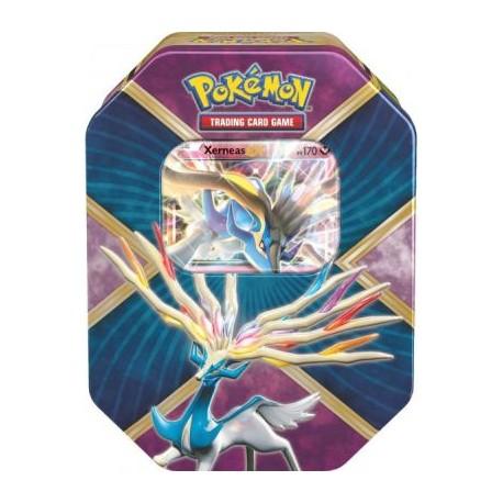 Pokébox Pokémon tin box 2013 FULGURIS Ex FRANCAIS FR