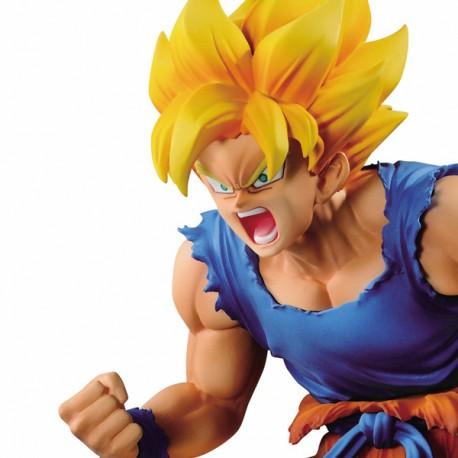 Banpresto Dragon Ball Z SUPER SAIYAN 3 KAMEHA
