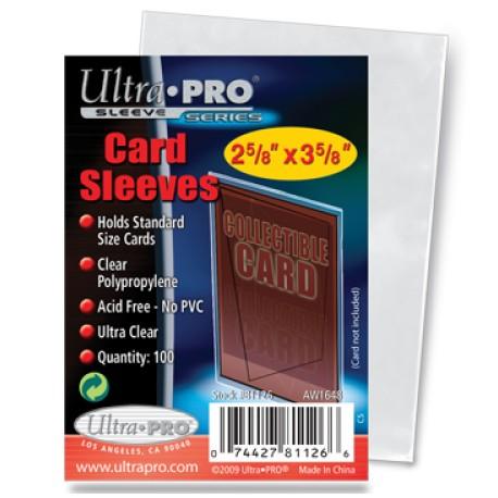 ULTRA PRO Standard Clear Deck Protectors PROTECTION CARTE POKEMON MAGIC