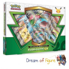 COFFRET BOOSTERS pokemon 20th anniversaire Coffret vert Collection florizarre EX GENERATIONS