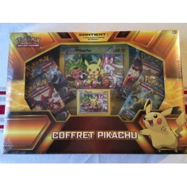francais COFFRET BOOSTERS pokemon PIKACHU xy95 exclu cora GENERATIONS