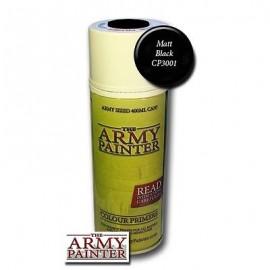 THE ARMY PAINTER BOMBE PEINTURE BLANCHE WHITE MATT MAQUETTE GUNDAM WARHAMMER