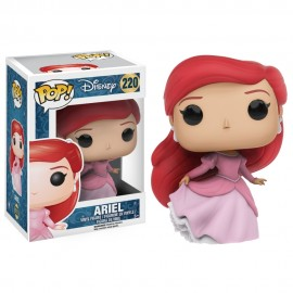 La Petite Sirène Figurine POP! Disney Vinyl Ariel 9 cm