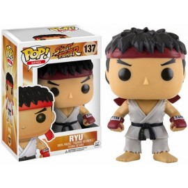STREET FIGHTER POP RYU