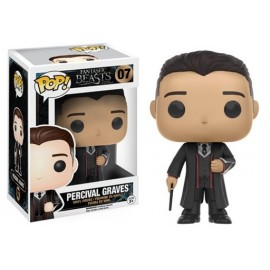 HARRY POTTER POP Vinyl Fantastic Beasts PERCIVAL GRAVES
