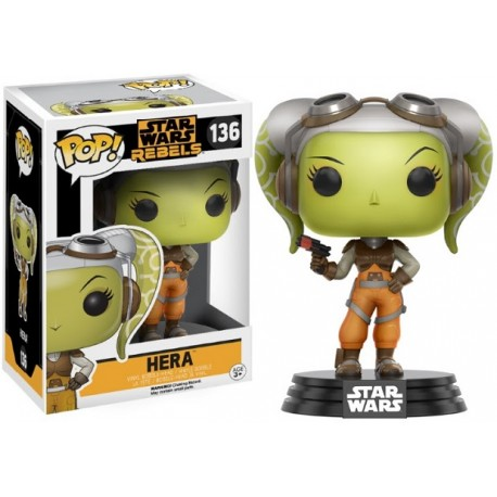 STAR WARS REBELS POP Vinyl SABINE