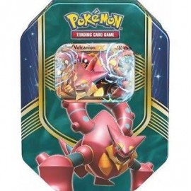 FRANCAIS Pokemon Pokebox NOEL 2016 RARE volcanion Ex