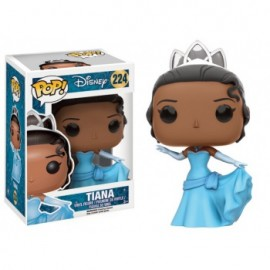 Figurine POP Disney Princess The Frog Tiana in Gown Vinyl Figure 10cm Exclusive