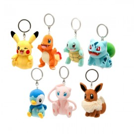 OFFICIEL TOMY PELUCHE PLUSH PORTE CLEE